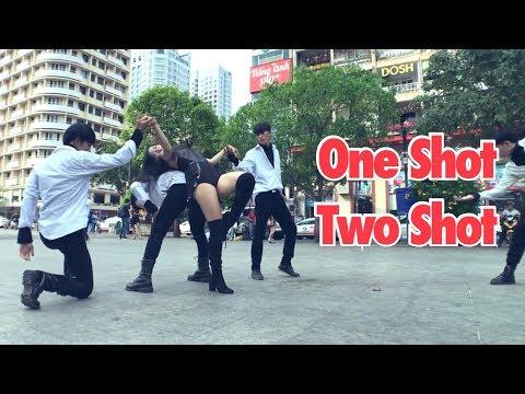 [KPOP IN PUBLIC CHALLENGE] BoA 보아 'ONE SHOT, TWO SHOT' | Dance Cover | B.K.A.V