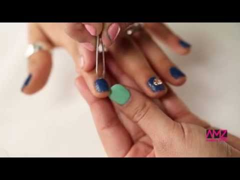 Amazing Shine Jeans Nail Art Kit (Spanish Version)