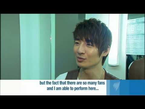 SHINee on Australia SBS news