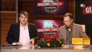 Giacobbo/Müller vom 24.04.2011 mit Martin Walcher