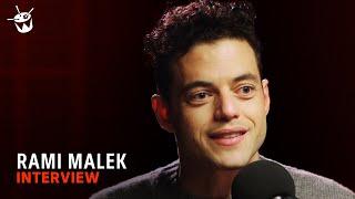 Rami Malek on his Freddie Mercury transformation