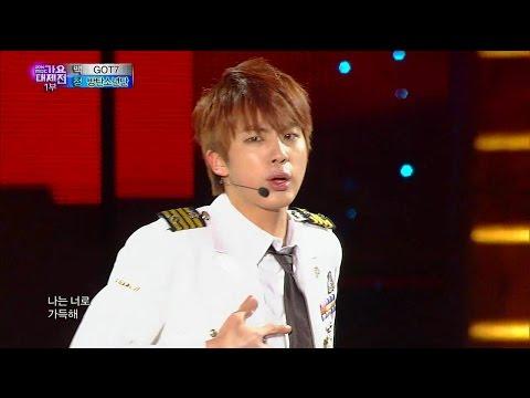 【TVPP】BTS - Danger, 방탄소년단 - 댄저 @ 2014 KMF Live