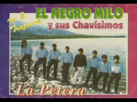''El Negro Milo y sus Chavisimos''- Enganchados Lado A