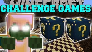 Minecraft: ASTRAL BOB CHALLENGE GAMES - Lucky Block Mod - Modded Mini-Game