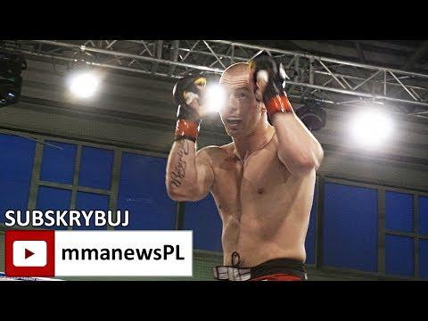 Slugfest 11: Jakub Przebysławski niesiony dopingiem własnej publiczności