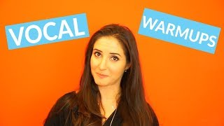 Vocal Warm Ups for Singing: The 7 BEST Exercises