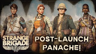 Strange Brigade - Post-Launch Panache