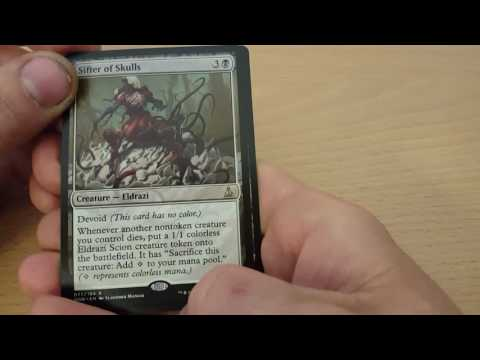 Magic the Gathering : Oath of the Gatewatch - Booster Pack (15 cards)