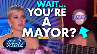 THE MAYOR OF NASHVILLE AUDITIONS FOR AMERICAN IDOL | Idols Global