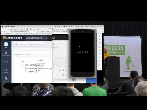 Building an Android app with Google's Firebase
