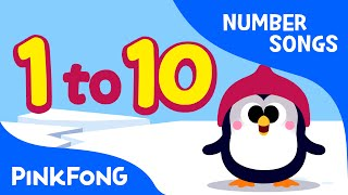 Counting 1 to 10 | Number Songs | PINKFONG Songs for Children