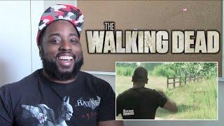 Honest Trailers - The Walking Dead (Seasons 1-3) REACTION