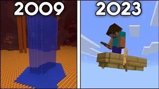 Minecraft's History of Glitches