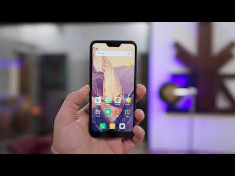video Redmi 6 Pro (Red, 4GB RAM, 64GB Storage)+ SanDisk Ultra Dual 64GB USB 3.0 OTG Pen Drive (Gold) Combo