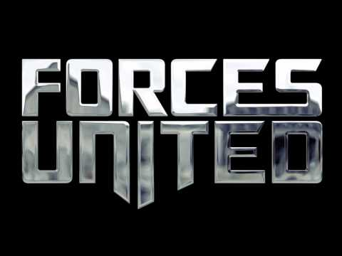 FORCES UNITED / Debut self-titled 7-track EP (2014) online metal music video by FORCES UNITED