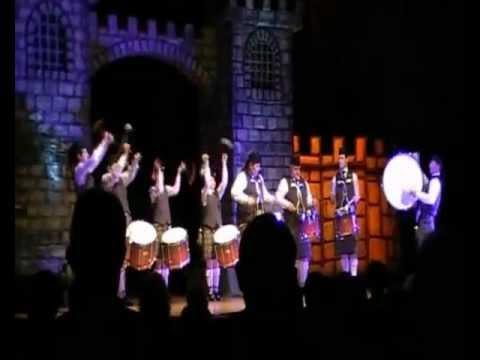 Glasgow Skye Drum Corps - Leiderhalle, Stuttgart