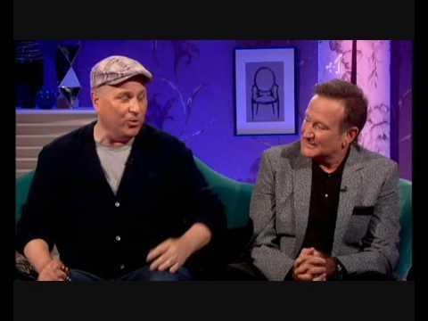 Robin Williams & Bobcat Goldthwait on Alan Carr Chatty Man