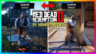 I Followed An NPC Around For The Entire Day In Red Dead Redemption 2 & My Results Were SHOCKING!