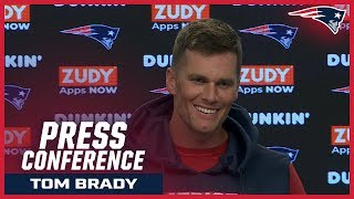 """Tom Brady on Pittsburgh Steelers: """"We've had a great rivalry against those guys"""""""