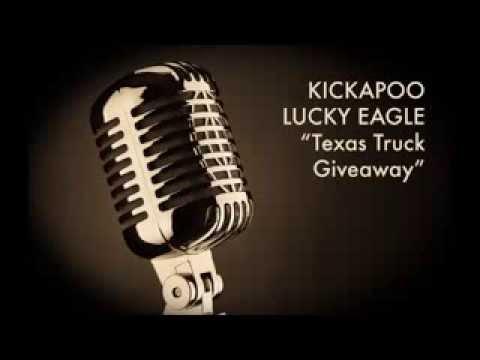 Kickapoo Texas Truck Giveaway Radio Ad