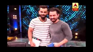 Virat Kohli, Aamir Khan to be in a chat show on Diwali