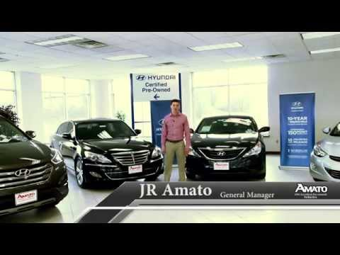 Hyundai Certified Pre-Owned  at Amato Hyundai Superstore Milwaukee