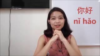 Tiếng Trung giao tiếp - Cách chào hỏi cơ bản trong tiếng Trung
