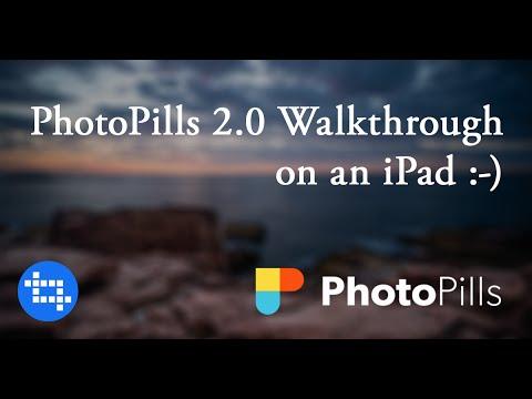 PhotoPills 2.0 Walkthrough on an iPad