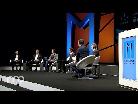Diskussion: Die Versöhnung des linearen Fernsehens mit der Zukunft