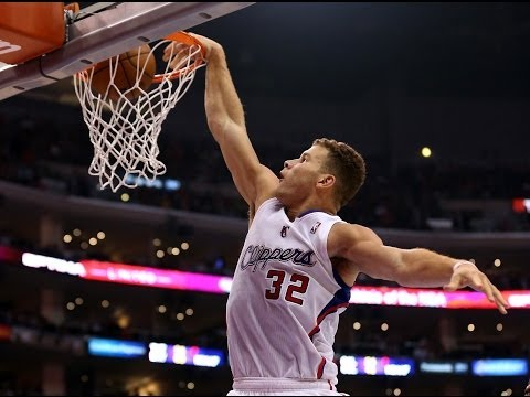 2014 All-Star Top 10: Blake Griffin - YouTube