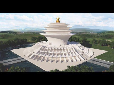 Mahasiddha Sanctuary for Universal Peace, Lumbini, Nepal