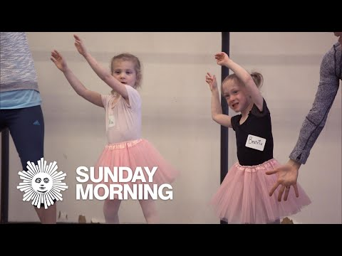 Bringing ballet to special young dancers