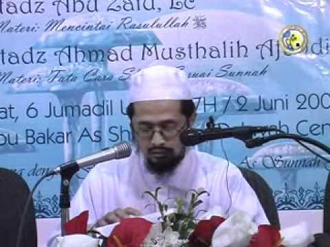 Karakteristik Ahlussunnah Wal Jama'ah