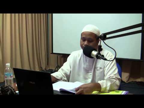 Syarah Asmaul Husna - 17.10.2012