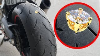 NTN - Thủng Lốp Vì Đâm Trúng Kim Cương Trị Giá Vài Tỷ (Crash to Diamond)