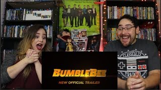 Bumblebee - New Official Trailer Reaction / Review
