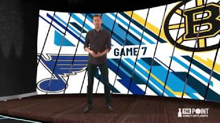 Stanley Cup Final - Blues vs Bruins - Game 7 Preview