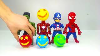 Pj masks learn colors wrong bodies and heads of heroes try on children funny video for kids#z