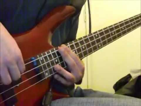 Elvis Crespo - Suavemente (Bass Cover)