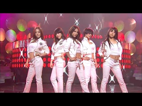 【TVPP】KARA - My Name (BoA), 카라 - 보아 '마이 네임' @ 200th Special, Show Music Core Live