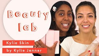 We put Kylie Jenner's Kylie Skin products to the test | Cosmopolitan UK