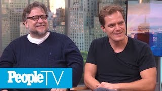 'Shape Of Water' Cast, Director On Finding The Heart In A Monster Movie Love Story | PeopleTV