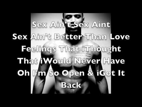 Sex Ain't Better Than Love