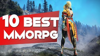 Top 10 Best MMORPG Android VOTED By PLAYERS 2020
