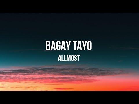 Bagay Tayo Lyric video | ALLMO$T