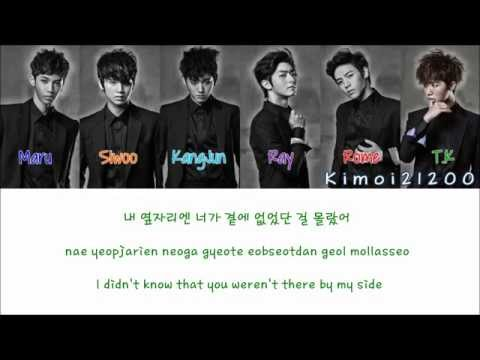 C-Clown - Far Away.. Young Love (멀어질까봐) [Hangul/Romanization/English] Color & Picture Coded HD