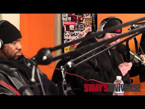 Necro Freestyles over the 5 Fingers of Death on Sway in the Morning