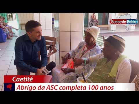Abrigo da ASC de Caetité completa 100