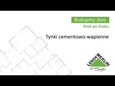 Tynki cementowo-wapienne (39/53)