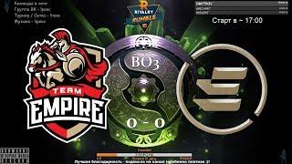 [RU] Team Empire vs. Elements Pro Gaming - BO3 Rivalry.gg Rumble